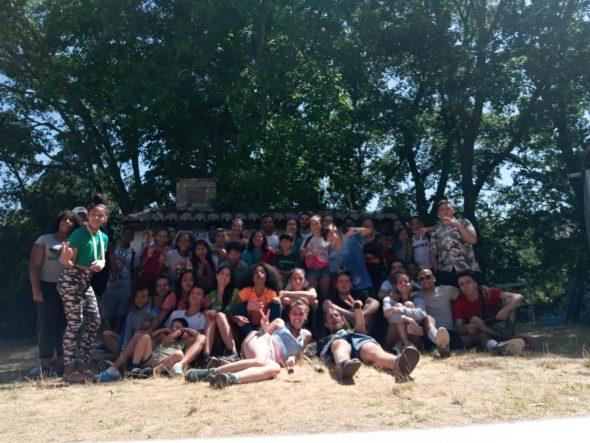 campamento jaire
